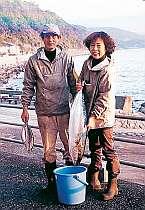 朝獲れの魚自慢の旅館 汐見荘
