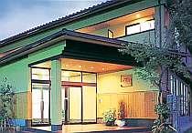 浜坂の格安ホテル 味の宿 緑風荘
