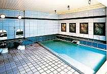 質のいい温泉大浴場