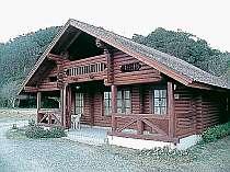 串本の美しい海辺のログハウス