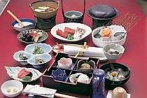 山形・蔵王の格安ホテル山菜料理の宿 昭栄館
