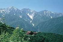 登山に、トレッキング、白馬の風をぜひ