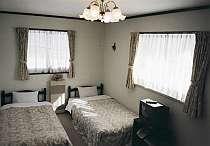 ゆっくりくつろげる清潔な部屋