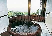 海を眺めながらのんびり入れるお風呂でリラックス!(3LDKタイプ)