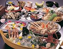 おすすめ季節海幸料理(一例)