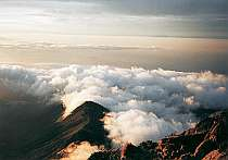 八ヶ岳の赤岳