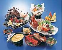 写真は伊勢海老マンボ/料理一例
