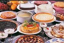 シェフお薦め!ケーキ食べ放題付き 創作洋フルコース