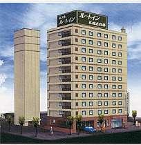 ホテル ルートイン札幌北四条