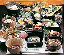 ≪帝プラン≫スッポンとフカヒレの料理が付いたご夕食コースの一例