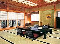 やすらぎの和室。