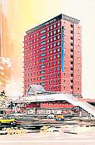 アパホテル<高崎駅前>の写真