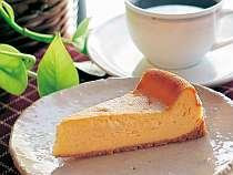 人気の自家製チーズケーキ(別注)