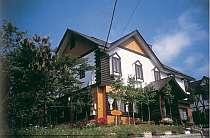 ワイルド&ネイチャーハウスYAMAの家