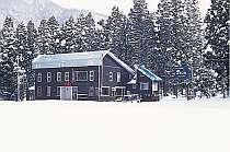 みつまたスキーの拠点に、アットホームな宿