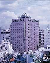 JR御徒町駅から徒歩3分とアクセス至便な好立地なホテル