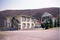 焼山温泉郷に位置している温泉宿