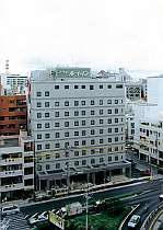 ホテル ルートイン那覇泉崎