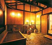 貸切専用の露天風呂「舫い(もやい)の湯」