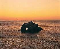 朝日がまぶしい太平洋側のお部屋。早起きして見たい
