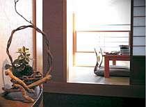 落ち着いた和の空間レストラン(座敷)一例