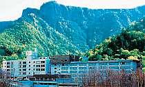 層雲峡観光ホテル 彩花