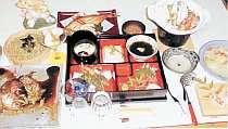 [写真]自慢のボリューム満点料理例