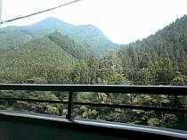 川または山の見える部屋での素泊まりプラン