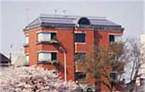 桜や木々の緑が気持ちいい犀川沿いのホテル