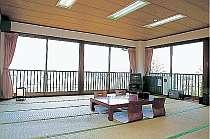 お部屋は6~24畳まで(写真は16畳),兵庫県,加古川温泉 みとろ荘