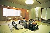 広々とした新和風館和室一例