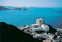 瀬戸内海を望むロケーションが人気