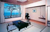 海の和室の一例