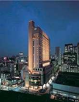 新橋駅より地下道直結!銀座・汐留も徒歩圏内!華やかさと品格を備えたグループフラッグシップホテル