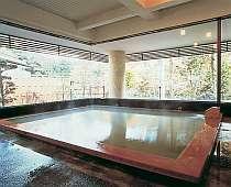 大浴場「高尾の湯」神経痛やリウマチによい湯です