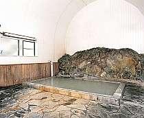 邯鄲の湯(岩風呂・混浴/15時~20時30分は女性専用)医者いらずの湯として有名