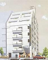 八王子駅周辺に立地し、都心へのアクセスも便利なホテル