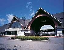 紀州鉄道 軽井沢ホテル列車村 本館