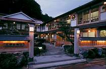 伝統を感じる純和風旅館