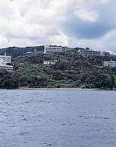 鳥羽・安楽島の高台に建ち 眺めは最高