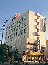 ホテルサンシティ勝田