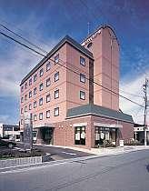 豊岡・出石の格安ホテル 豊岡スカイホテル