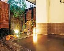海本名物「富士山の熔岩風呂」は体の芯からポッカポカ♪寒い冬にぴったり!