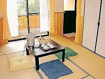 7畳和室。アットホームな雰囲気。