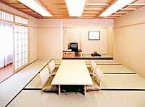 ゆったりとした15畳和室