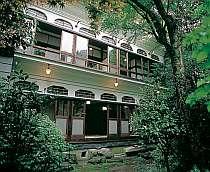 旅館第1号 国指定重要文化財に選ばれた擬洋風建築の旧館