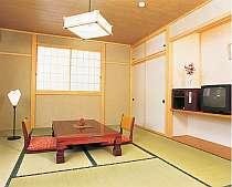 和室は8畳と10畳の2タイプ