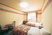 ★ツインルーム★こちらのお部屋は3番館となります。
