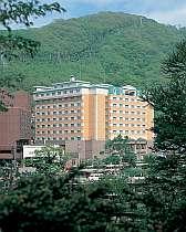 北海道の名湯・登別温に建つスパ・リゾート