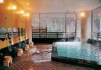 6階展望風呂(女湯)